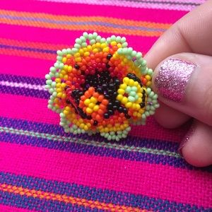 Handmade Mexican ring
